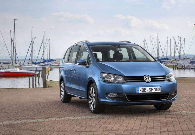 Volkswagen Sharan 2.0 Tdi 115 Edition 6v