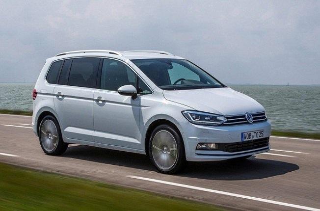 Volkswagen Touran 1.0 Tsi 115 5p Edition 6v